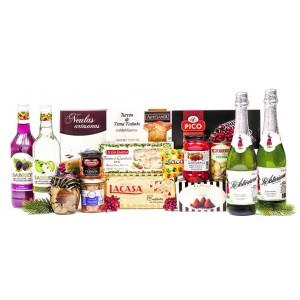 LOTE DE NAVIDAD SIN ALCOHOL Nº 19