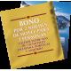 ES 57- CAVA ORO DE LEY DE 23 QUILATES, JUEGO DE BOLIGRAFO Y RELOJ ANDRÉ PHILIPPE + BONO HOTEL