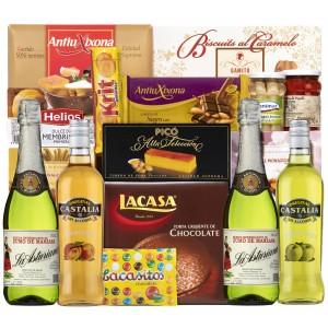 LOTE DE NAVIDAD  Nº 17 SIN ALCOHOL