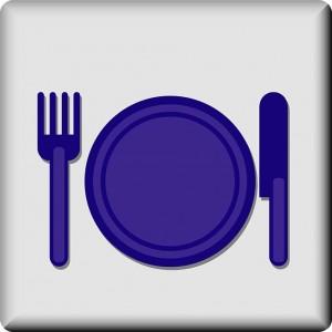 Ref:106 Martes Ensalada Verde y Salmón con Salsa de Eneldo